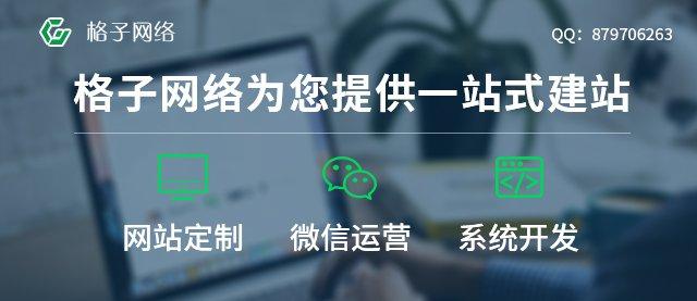 东莞网站制作公司找哪家好?格子网络建议多看看公司服务