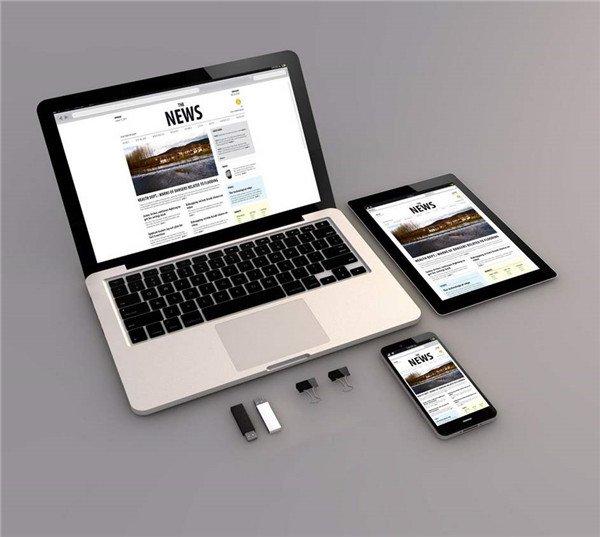 手机响应式网站建设设计解决方案